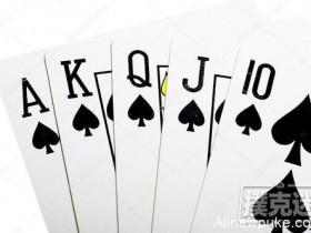 【蜗牛扑克】德州扑克五张牌由大到小排列次序