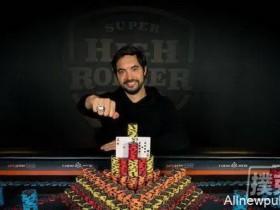 【蜗牛扑克】Timothy Adams问鼎超高额豪客赛俄罗斯站冠军