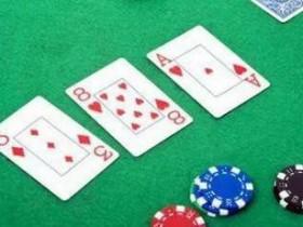 【蜗牛扑克】翻牌圈遇上同花面,该如何下注