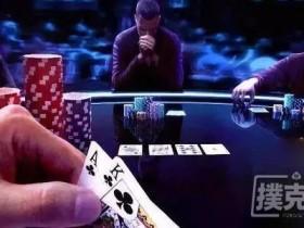 【蜗牛扑克】拿到AK却遭遇干牌面时该如何应对?