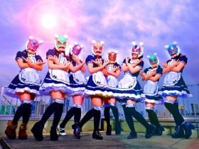 """【蜗牛扑克】日本""""虚拟货币少女""""偶像团 面具拿下后吓傻网友:颜值崩盘了"""
