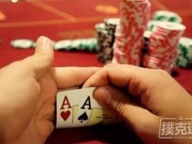【蜗牛扑克】所有的冤家牌在概率面前都无足轻重
