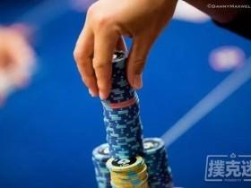 【蜗牛扑克】慢打AA也能将对手的筹码清空!