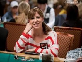 【蜗牛扑克】两条金手链女牌手Kristen Bicknell回忆自己的WSOP经历