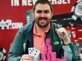 【蜗牛扑克】Robert 'bustinballs' Kuhn斩获德州扑克WSOP线上第3项赛事金手链!