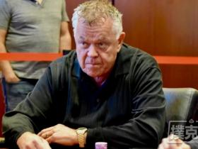 【蜗牛扑克】70岁的McMillen第一次打线上就赢得了WSOP金手链