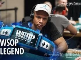 【蜗牛扑克】WSOP传奇人物:10条金手链牌手Phil Ivey