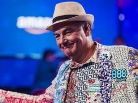 【蜗牛扑克】乔大爷在WSOP主赛赢的260万刀仍在银行,分文未取