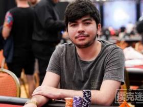 【蜗牛扑克】对扑克的热情驱使巴西选手Leonardo Mattos获得WSOP的胜利