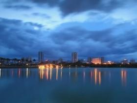 【蜗牛扑克】南湖的夜