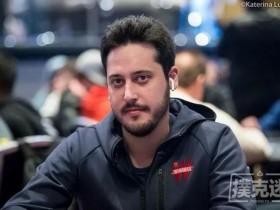 【蜗牛扑克】Holz领跑豪客赛,Adrian Mateos赢得第三冠