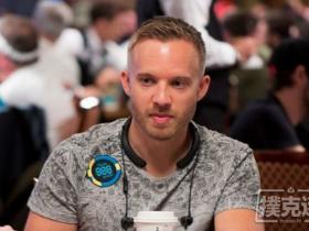 【蜗牛扑克】德州扑克之Martin Jacobson也有很多不如意的时刻