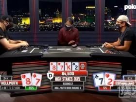"""【蜗牛扑克】事不过三,""""魔术师""""第三次向Hellmuth发起挑战"""