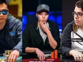 【蜗牛扑克】ng Liu, Ian Steinman和Patrick Tardif谈扑克的成功进阶