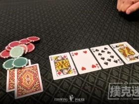【蜗牛扑克】德州扑克通过三手牌研究一个高频3bet局面