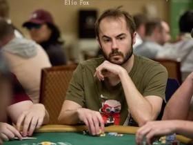 【蜗牛扑克】Elio Fox第一次打入决赛桌 冠军将获得奖金$321,948!