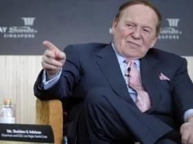 【蜗牛扑克】亿万富翁Sheldon Adelson在德克萨斯州推动娱乐场发展