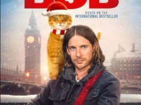 【蜗牛扑克】[鲍勃的圣诞礼物/流浪猫鲍勃2][HD-MP4/1.7G][精译中英双字][1080P][超治愈流浪橘猫回来了]