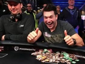 【蜗牛扑克】单日狂胜33.2万,Doug Polk继续吊打丹牛
