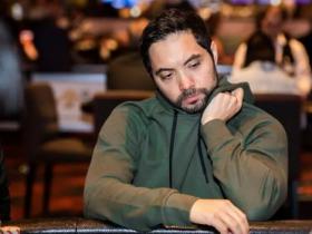 【蜗牛扑克】Timothy Adams领跑超级百万赛决赛桌