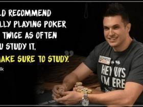 【蜗牛扑克】10条小秘诀让你在5分钟之内成为一名有水准的德州扑克玩家(上)