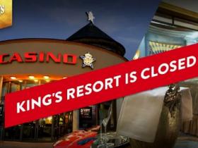 【蜗牛扑克】在WSOP主赛事举行三天后,国王娱乐场又被迫关闭。