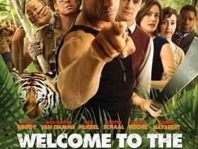 【蜗牛扑克】[欢迎来到丛林][BD-MKV/2GB][1080P][英语中字][尚格·云顿主演爆笑喜剧]