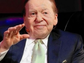 【蜗牛扑克】Sheldon Adelson请病假接受癌症治疗