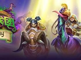 【蜗牛电竞】《炉石传说》迷你系列正式推出 1月22日全球上线