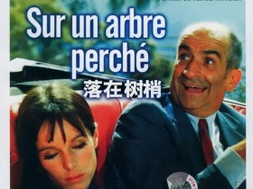 【蜗牛扑克】[落在树梢][DVD-MKV/1.8GB][720P][国语][令人捧腹大笑的法国式搞笑]