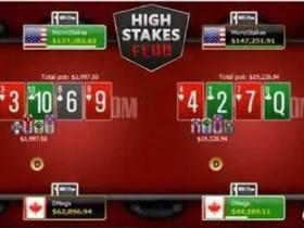 【蜗牛扑克】丹牛再输3.5万 单挑赛冠军头衔渺茫无望 第五届中州扑克巡回赛(MSPT)本周开赛