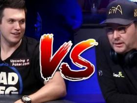 【蜗牛扑克】众多大牌争相要与Phil Hellmuth进行单挑