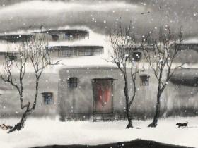 【蜗牛扑克】早春小雪