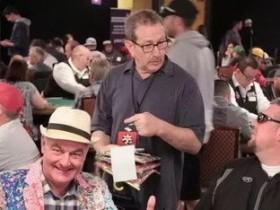 "【蜗牛扑克】Norman Chad缺席WSOP解说 Justin Bonomo""Venmo""账户两次被盗"