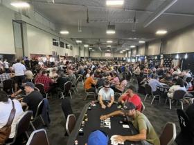 【蜗牛扑克】澳大利亚WPT赛事显示后COVID扑克的样子