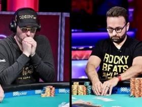 【蜗牛扑克】样本量太小,丹牛和Phil Hellmuth的单挑赛不能证明谁更强