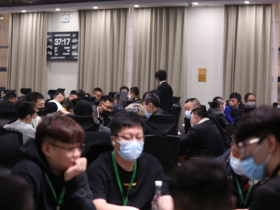 【蜗牛扑克】2021YPT黄河杯 | 主赛预赛B组开赛,王军成为全场CL!