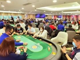 【蜗牛扑克】第二季大连杯|主赛事预赛A组153人次参赛 赵成郁成为全场CL!