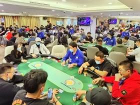 【蜗牛扑克】第二季大连杯|主赛事预赛B组177人次参赛 金波成为全场CL!