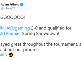 """【蜗牛电竞】Friberg:""""对我们的进步感到满意"""""""