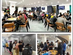 【蜗牛扑克】2021SCPT 泉城杯 | B组176人参赛,戴永祥领衔44人晋级下一轮!