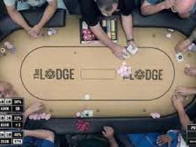 """【蜗牛扑克】流媒体扑克节目""""在小屋的扑克之夜""""受欢迎"""