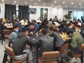 【蜗牛扑克】2021SCPT泉城杯 | 肖玉城领衔22人进入下一轮,徐代林遗憾成为本届泡沫!