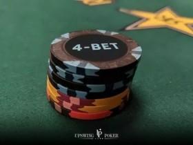 【蜗牛扑克】德州扑克使你构成顶大两对的翻牌面