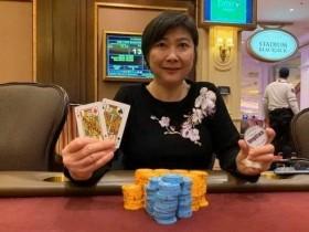 【蜗牛扑克】资深扑克玩家Joanne