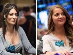 【蜗牛扑克】Sofia Lovgren和Vivian Saliba同时打入豪客赛FT