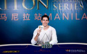 再胜!Dan Colman拿下传奇扑克六人桌赛事冠军