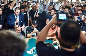 2017 WSOP主赛事:1084人钱圈产生!