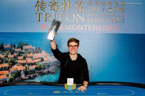 Fedor Holz在传奇扑克六人桌赛事夺冠