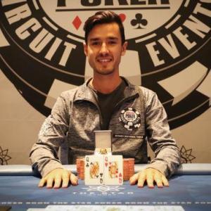 蜗牛扑克:Brendon Rubie取得2017 WSOPC悉尼站K挑战赛冠军